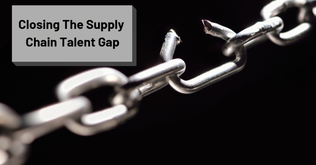 supply chain talent gap